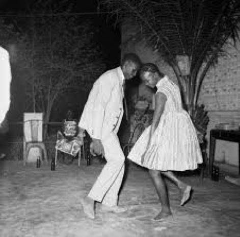 Malick Sidibé – Nuit de Noël
