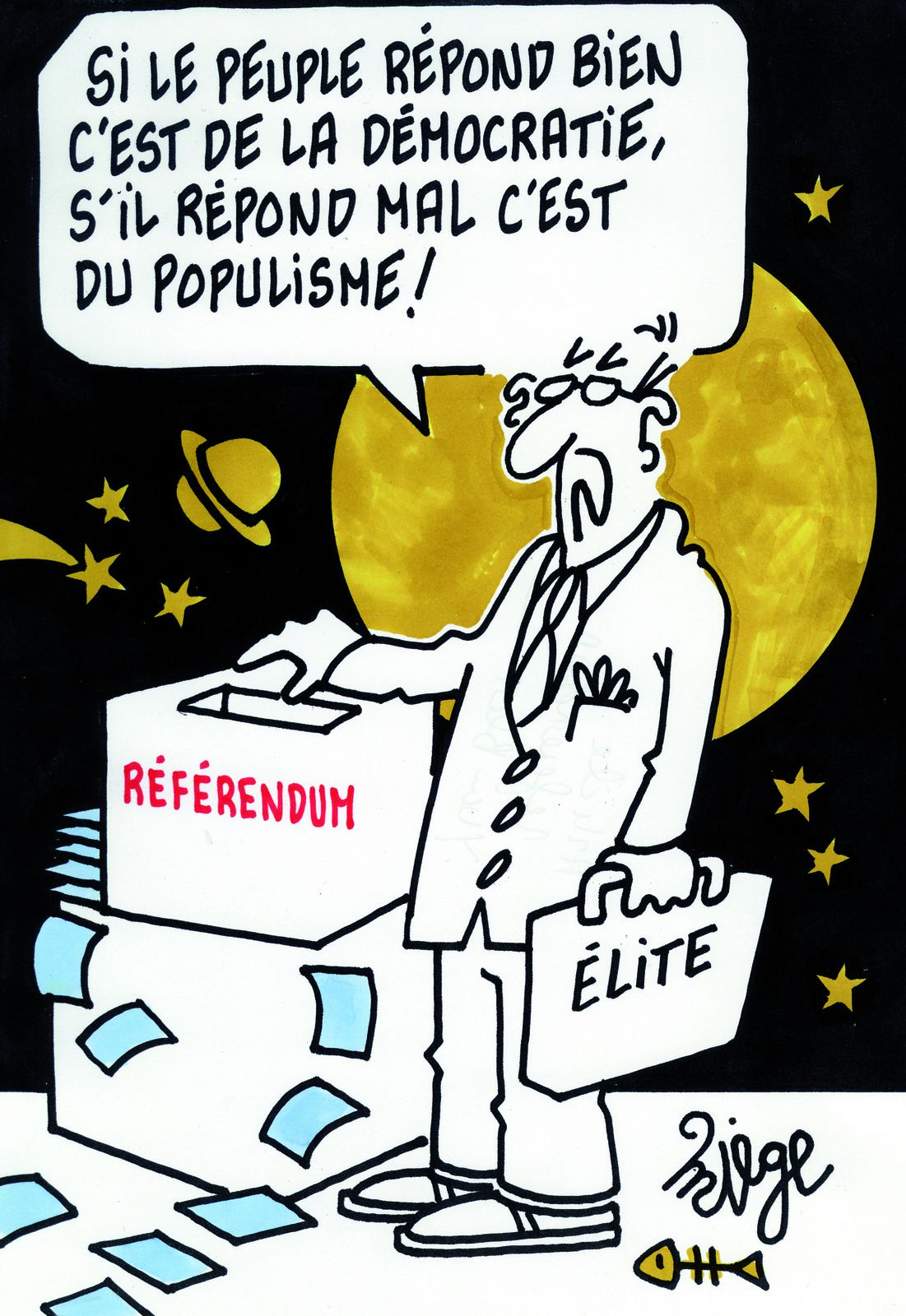 Éloge du populisme